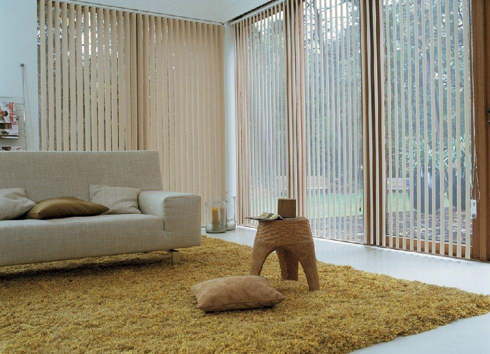 store californien bandes verticales. Black Bedroom Furniture Sets. Home Design Ideas