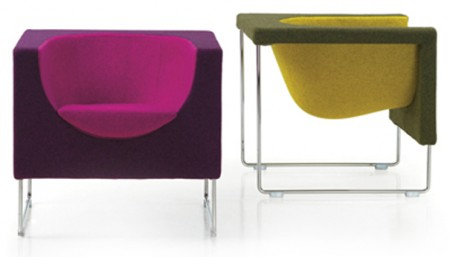 Nube chair by Stua