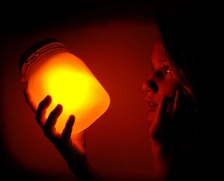 Lampe solaire Sun Jar