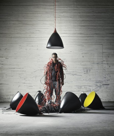 Exposition de mobilier design Gubi