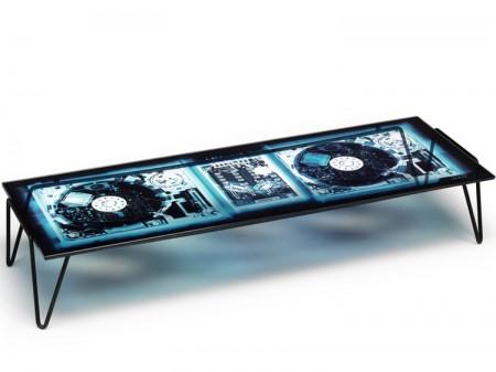 Table X radio par Moroso & Diesel