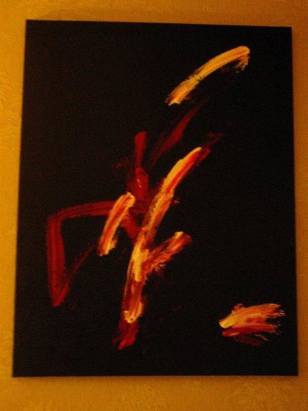 Tableau moderne, galerie Artavae
