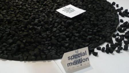 Tapis charbon 20/30 par Raphaël Charles
