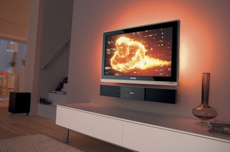 Technologie Philips ambilight