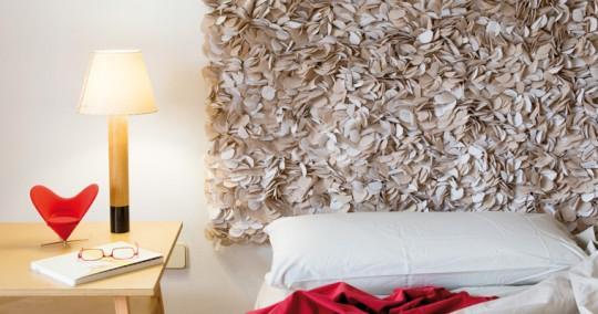 3 têtes de lit originales Nanimarquina