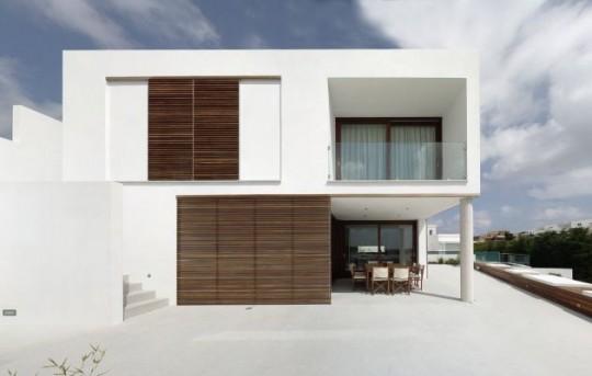 The square house | villa contemporaine avec piscine