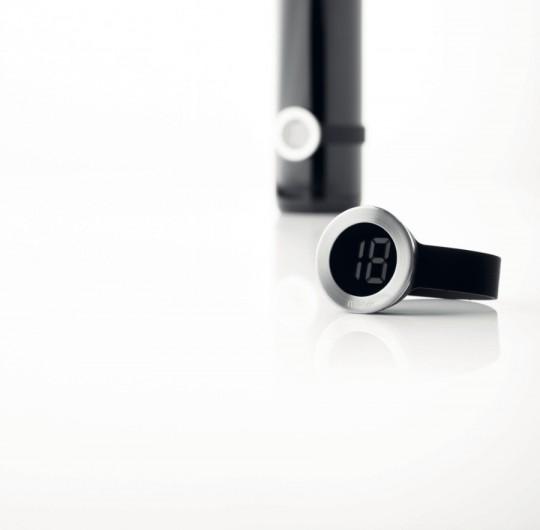 Thermomètre à vin digital & tactile Menu