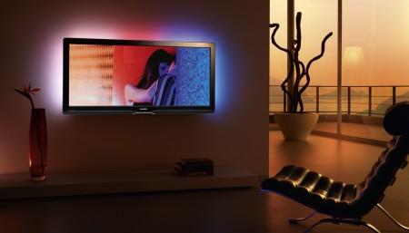 TV Philips 21:9 ème, le cinéma à domicile