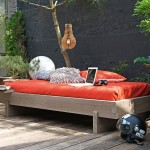 Ambiance déco terrasse avec des meubles Gautier (Tweed)