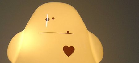 Glow gnome, lampe nain de jardin