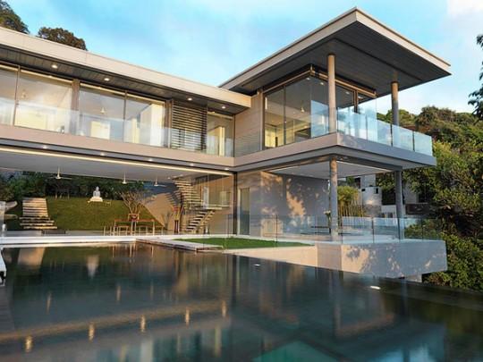 Amanzi   Villa de luxe à Phuket, Thaïlande