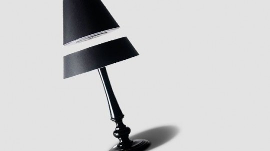 Silhouette & Eclipse, lampe en lévitation par Light light