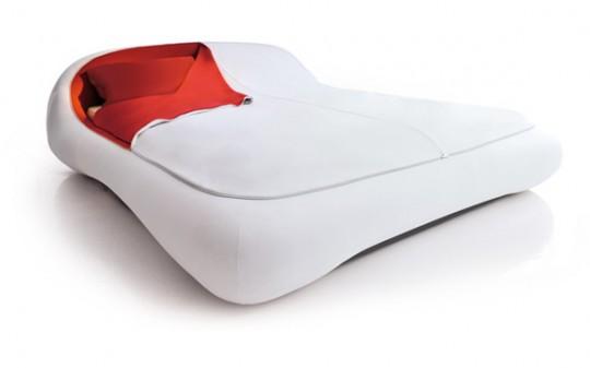 Letto zip, le lit avec fermeture éclair | Florida