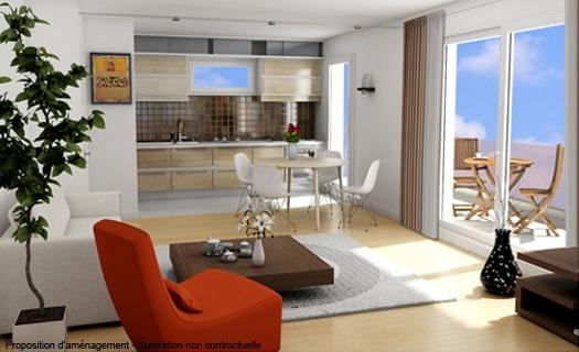 Appartement Horizon16