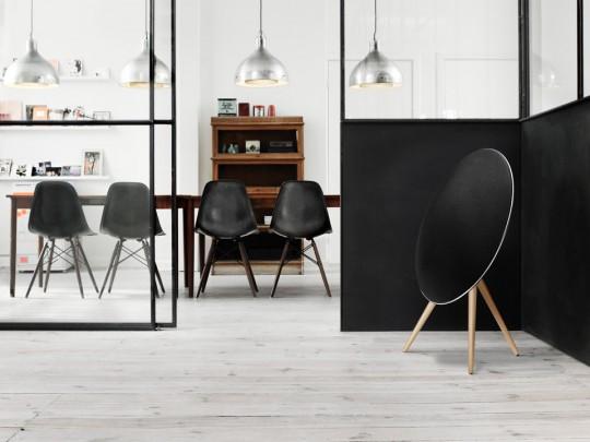 Bang & Olufsen : Enceinte sans fil B&O Play A9 noir