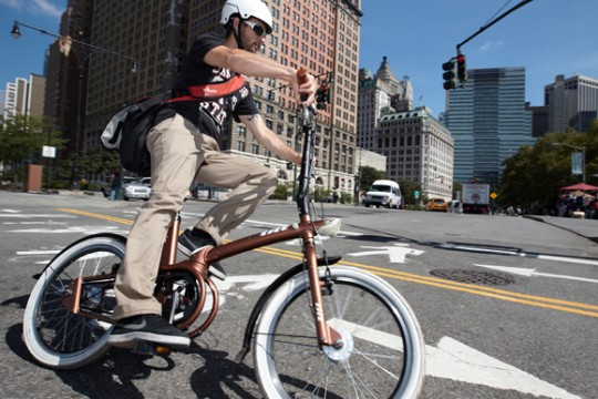 Vélo pliant en 1 seconde Btwin Tilt