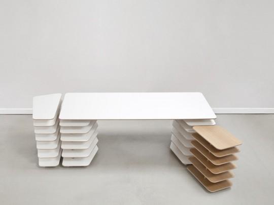 Bureau modulaire Strates