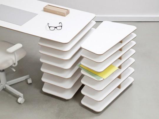 Bureau design Strates System