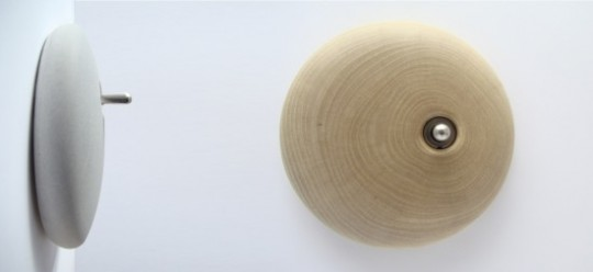 Interrupteur galet en bois Elo