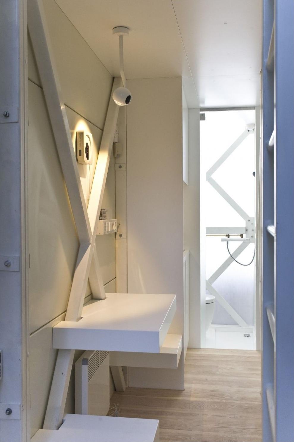 salle de bain troite
