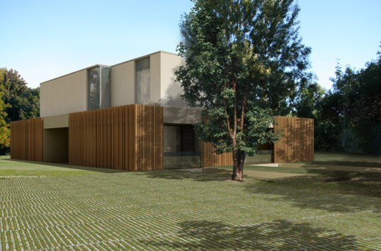 Maison contemporaine Quinta Patino II
