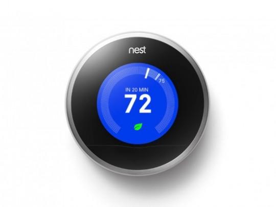 Nest - Thermostat high-tech