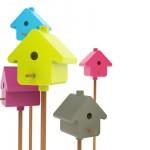 Nichoir pour oiseaux design PIcto