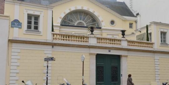 L'hôtel particulier de Depardieu à Paris 6
