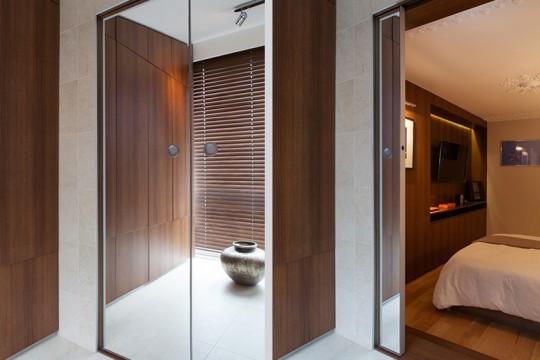Appartement Le Yacht (Paris) : Douche