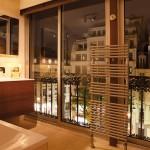 Appartement Le Yacht à Paris : Salle de bain