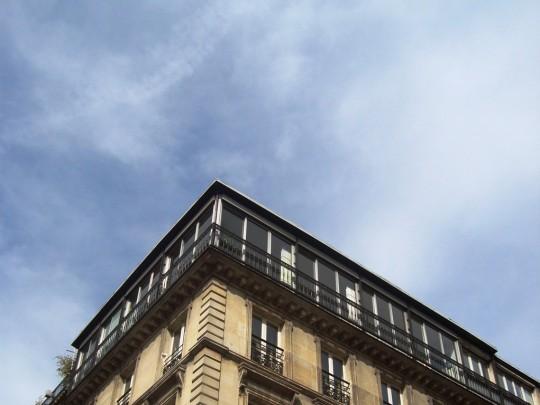 Appartement Le Yacht (Paris) par Frédéric Flanquart