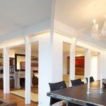 Appartement Le Yacht (Paris) : Salle à manger