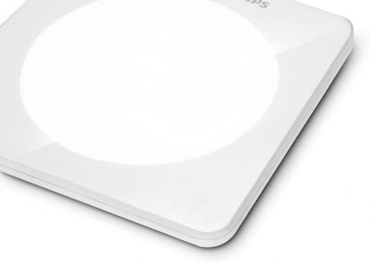 Dessous de verre lumineux blanc Philips Lumiware