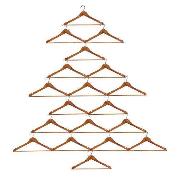 Vid o le sapin de no l design de 1024 architecture fait - Faire un sapin de noel en chocolat ...