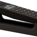 Téléphone sans fil Punkt noir