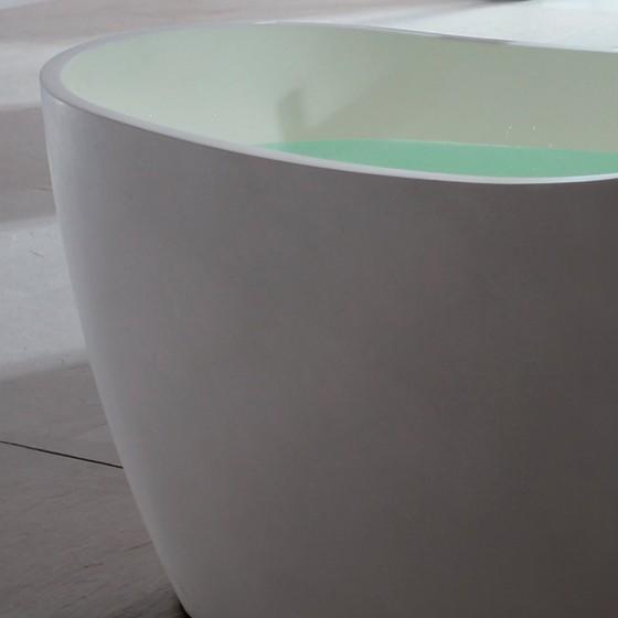 baignoire en solid surface borsa. Black Bedroom Furniture Sets. Home Design Ideas