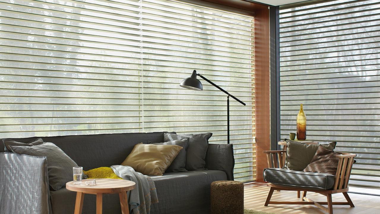 store design gris luxaflex. Black Bedroom Furniture Sets. Home Design Ideas