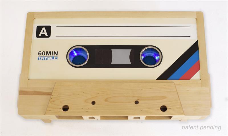 cassette audio. Black Bedroom Furniture Sets. Home Design Ideas