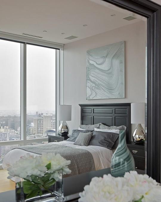 Chambre avec vue sur Manhattan