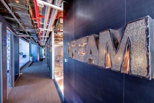 Les bureaux de Google à Tel Aviv : The Dream