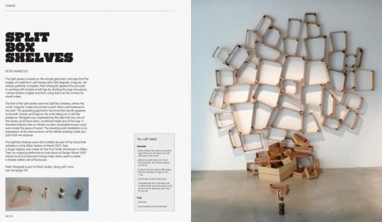 DIY Furniture : Comment fabriquer une étagère design facilement