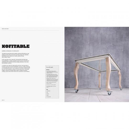 DIY Furniture : Comment fabriquer une table basse design vous-même (étape par étape)