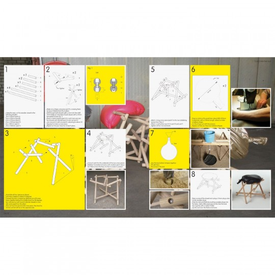 DIY Furniture : Guide de bricolage pour apprendre à fabriquer des meubles design