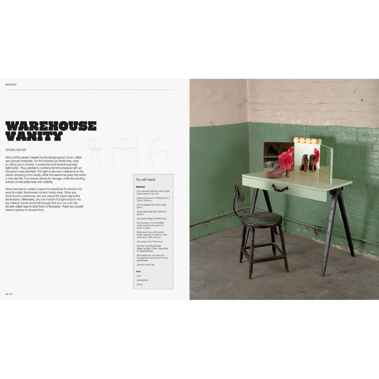 diy fabriquer votre bureau tape par tape diy furniture. Black Bedroom Furniture Sets. Home Design Ideas