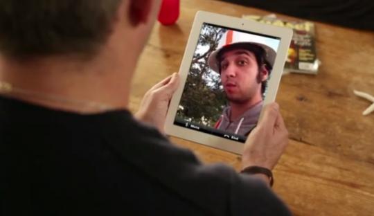 Doorbot, la sonnette de maison vidéo pour iPad