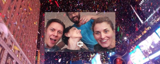 Organiser un vidéo Hangout avec les lunettes Google Glass