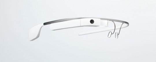 Lunettes du futur Google Glass