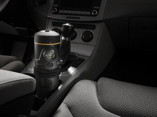 Handpresso : machine à café expresso de voiture