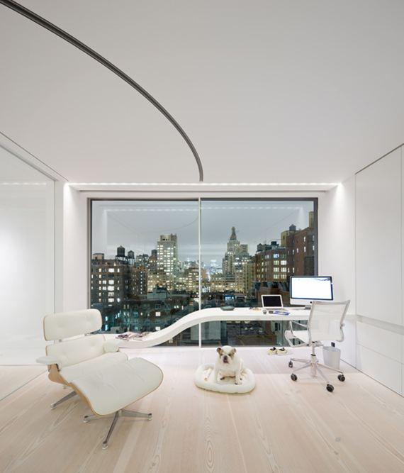 Loft design à New-York