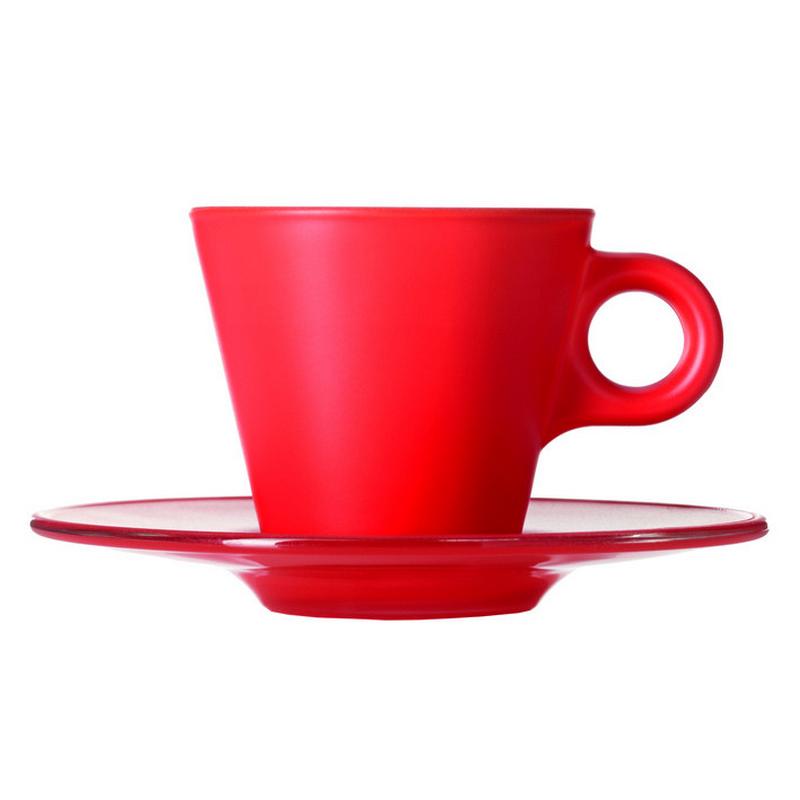 Un petit café dans une TASSE MAGIQUE qui change de couleur ?